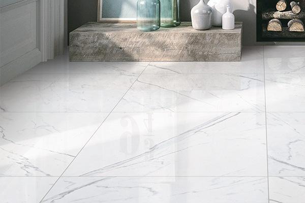 faux marble tile